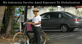My Indonesia survive amid exposure to globalization